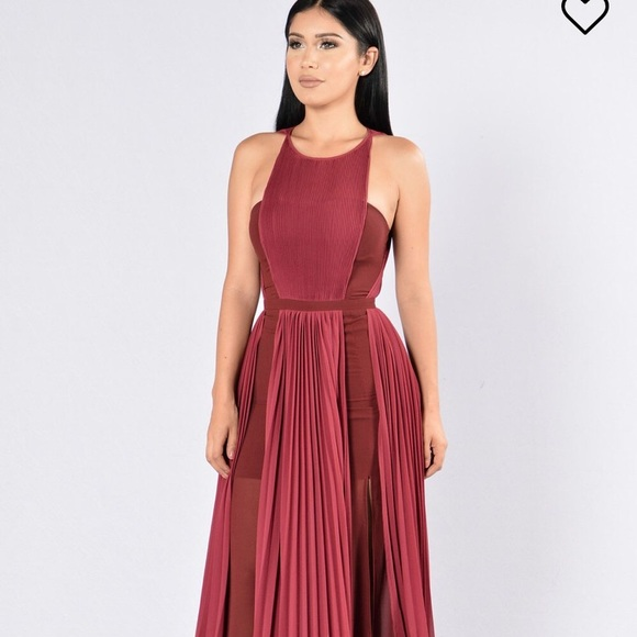 638f3d4306b Plus Size Fashion Nova Gown